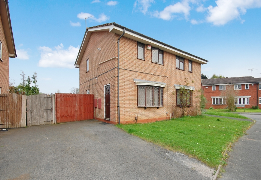 11 WARMLEY CLOSE, Whitemore Reans