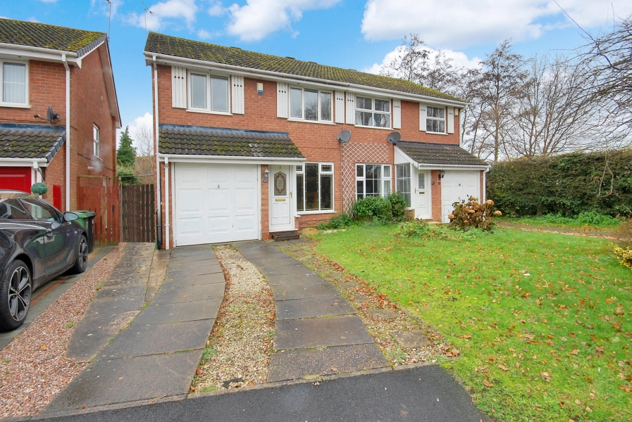 6 WOODFORD CLOSE, Pendeford