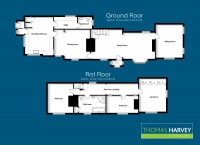 MILLSTONE COTTAGE, 17 CHURCH ROAD Floorplan Thumbnail 1
