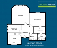 18f Southgate, Stockwell Road Floorplan Thumbnail 1