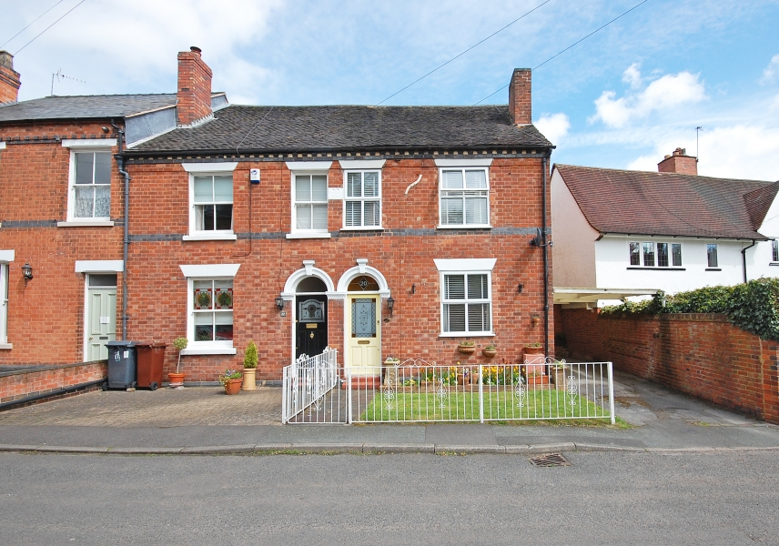 20 CHURCH HILL ROAD, Tettenhall